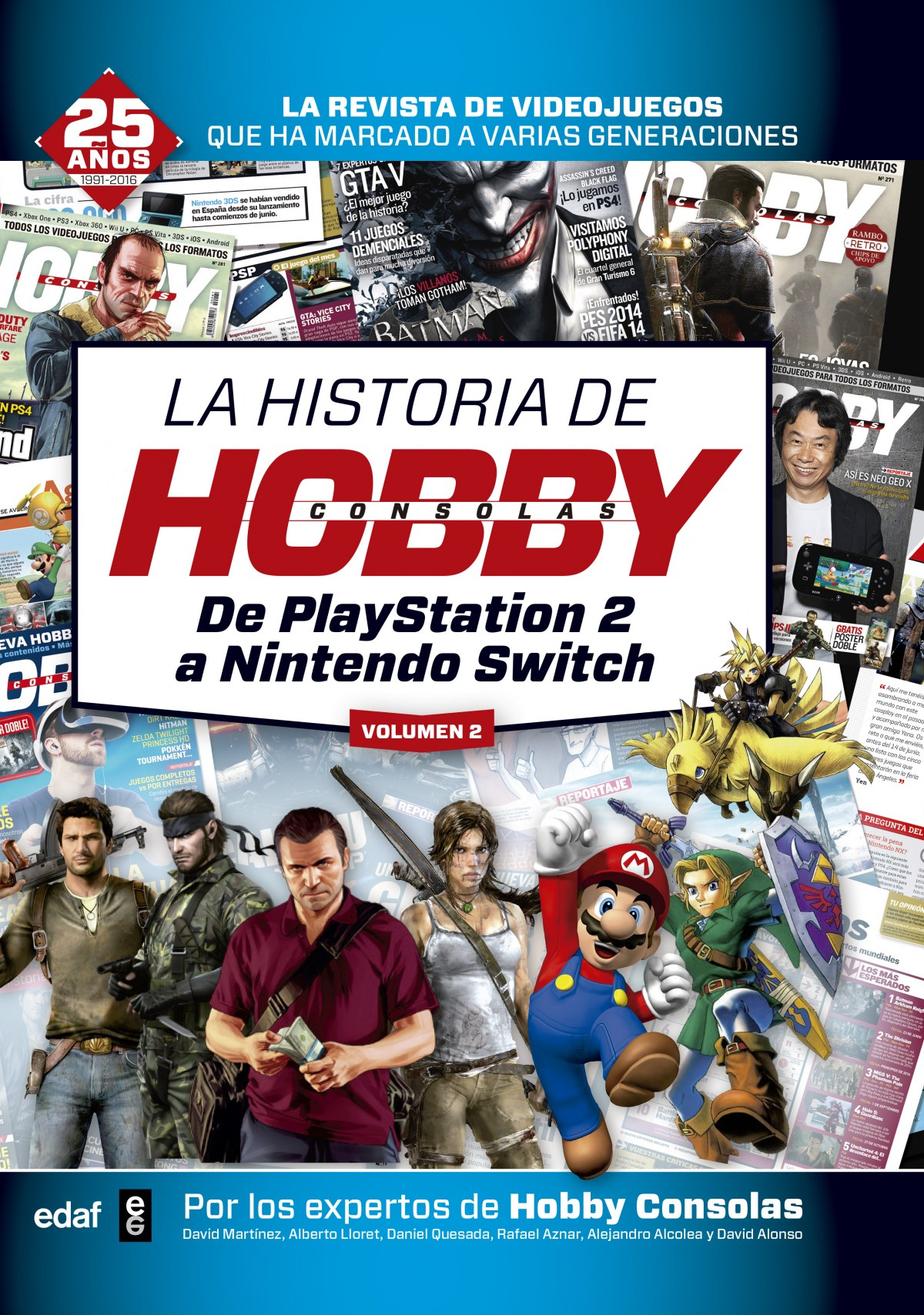 LA HISTORIA DE HOBBYCONSOLAS 9788441438064