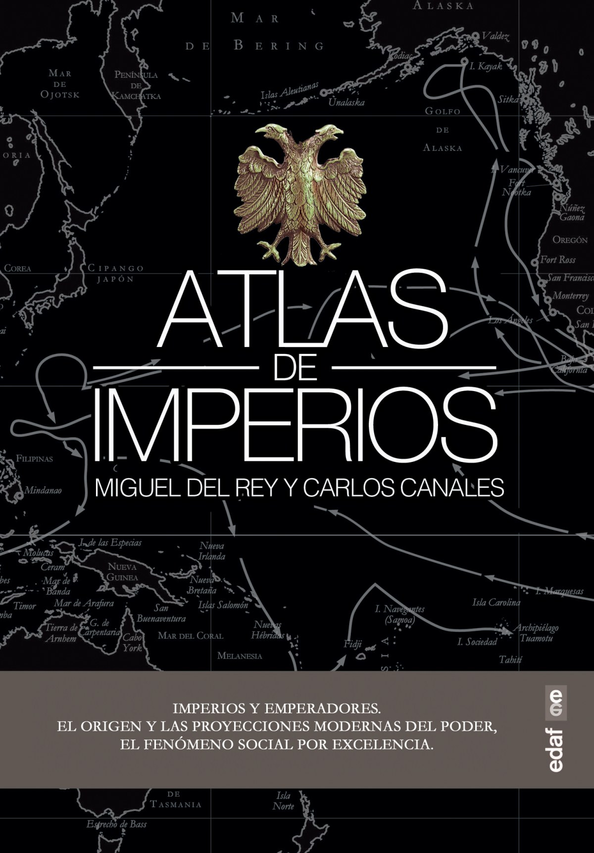 Atlas de Imperios 9788441440593