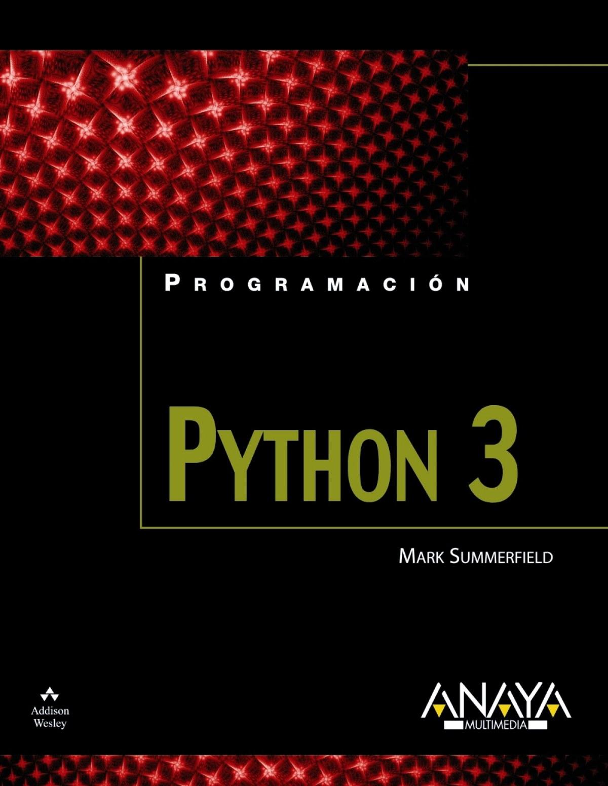 Python 3 9788441526136