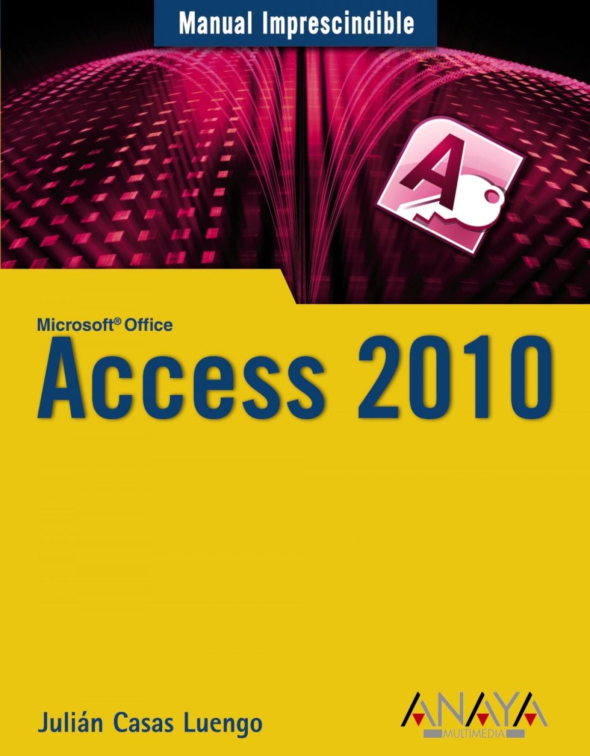 Access 2010 9788441527812
