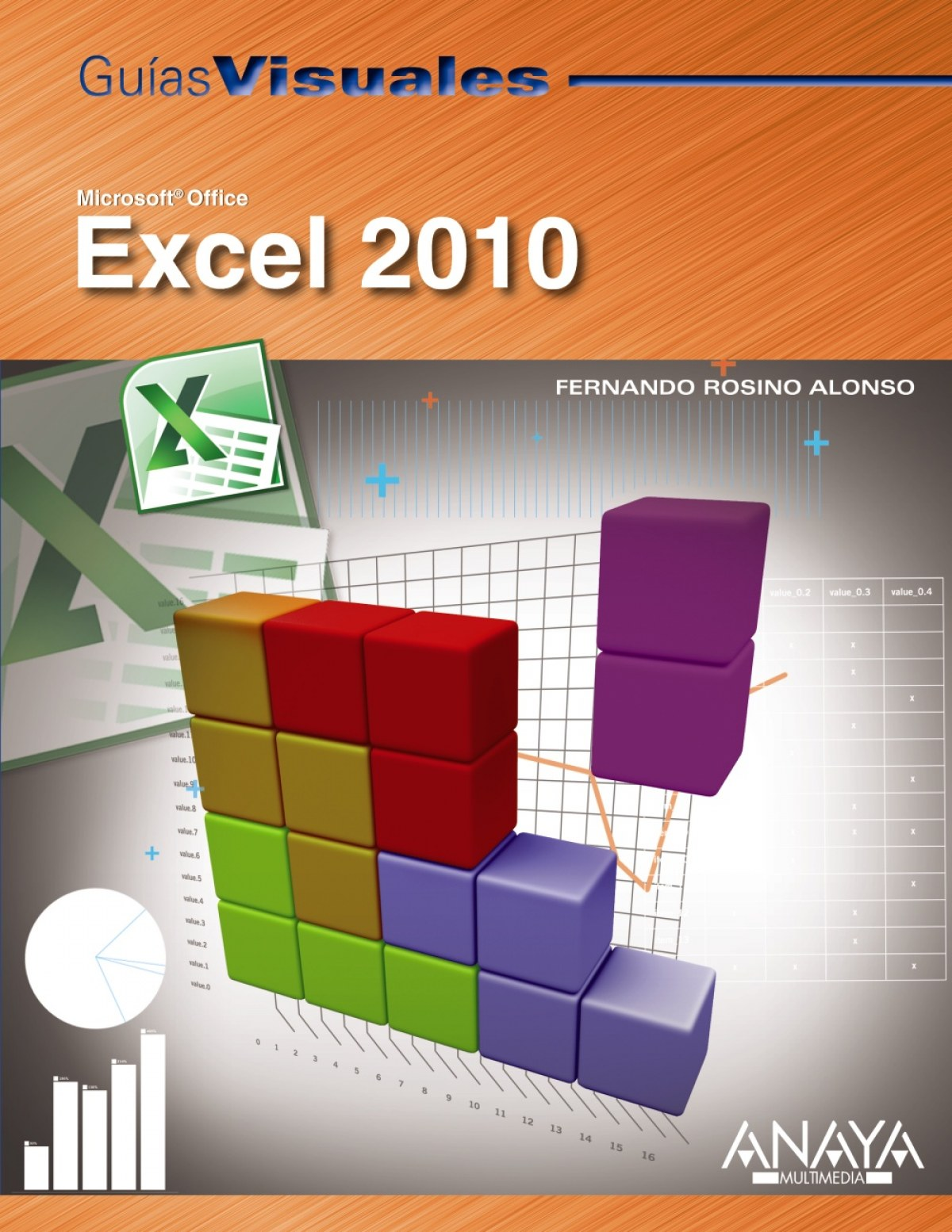 Excel 2010 9788441527874