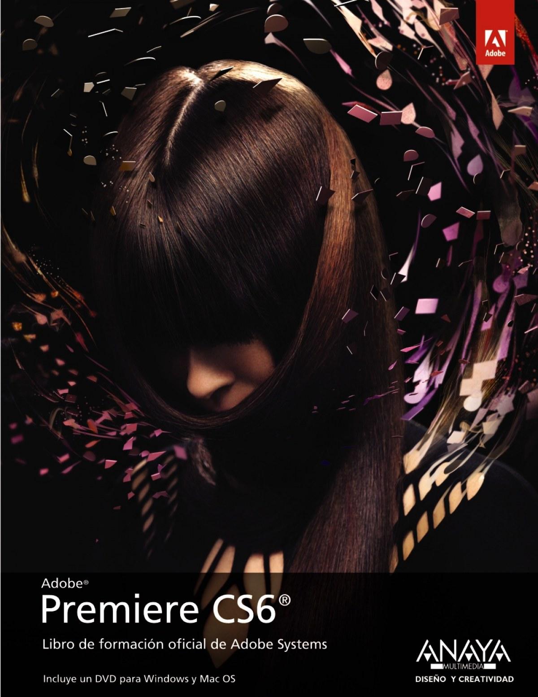 Premiere CS6 9788441532762