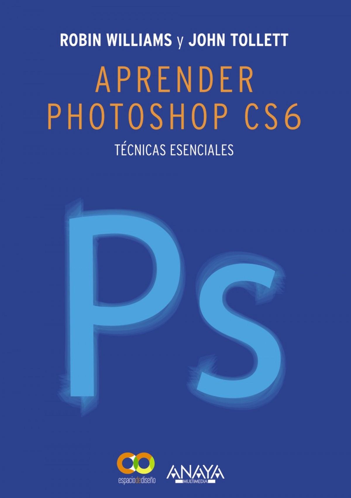 Aprender photoshop CS6 9788441533165