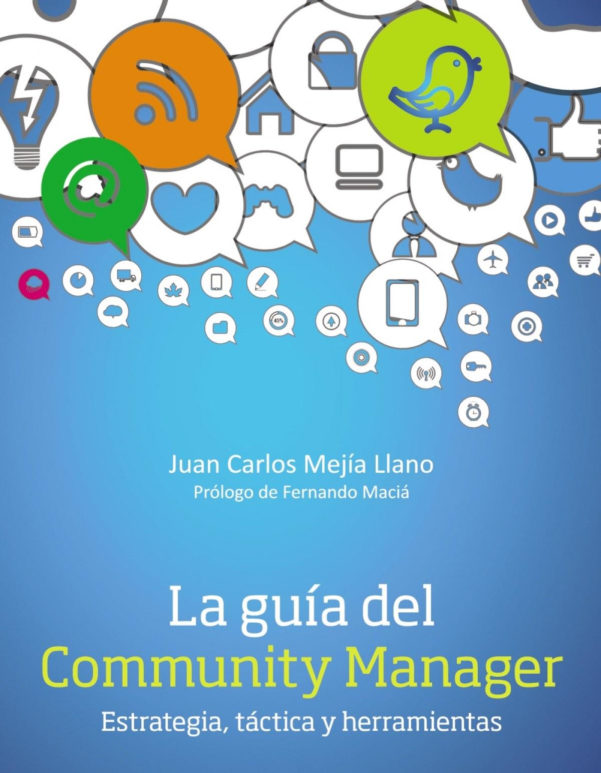 La gu¡a del community manager 9788441534087