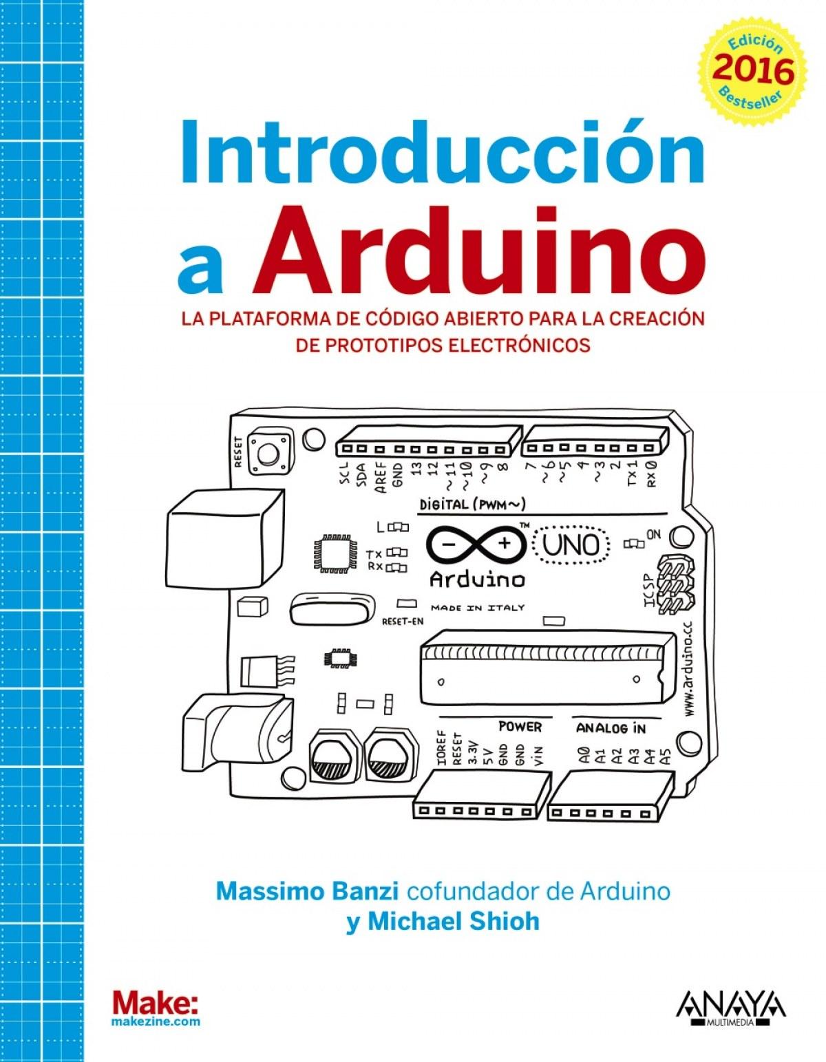 Introducción a arduino 9788441537446