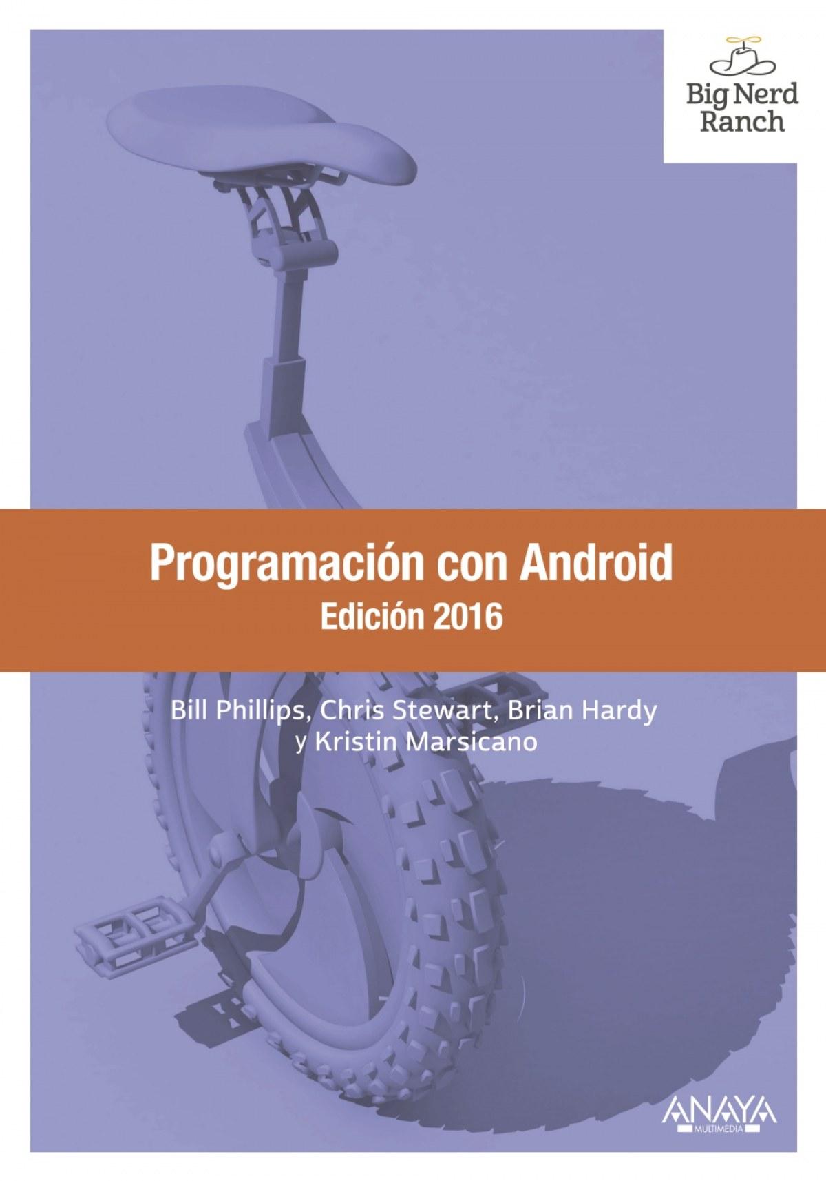 Programación con android 9788441537484