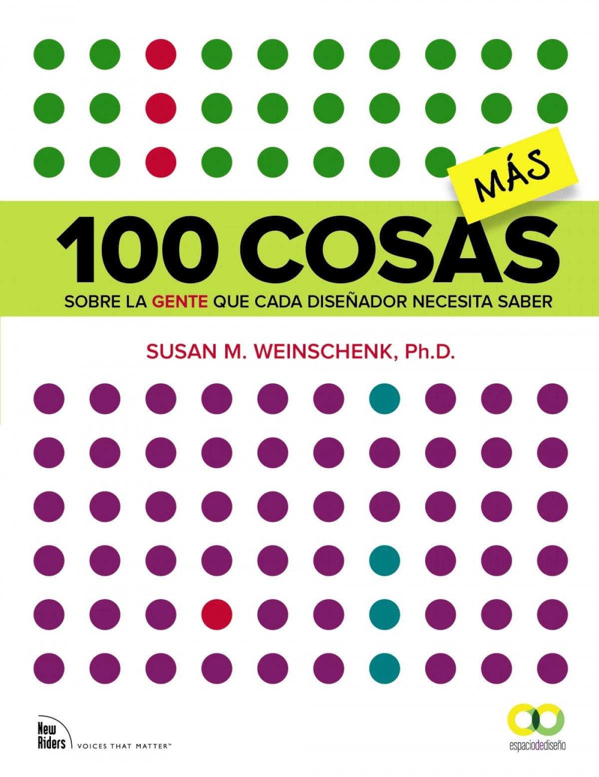 100 COSAS MÁS SOBRE LA GENTE QUE CADA DISEñADOR NECESITA SABER 9788441537996