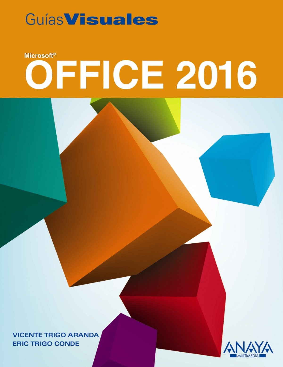 Microsoft office 2016 9788441538016
