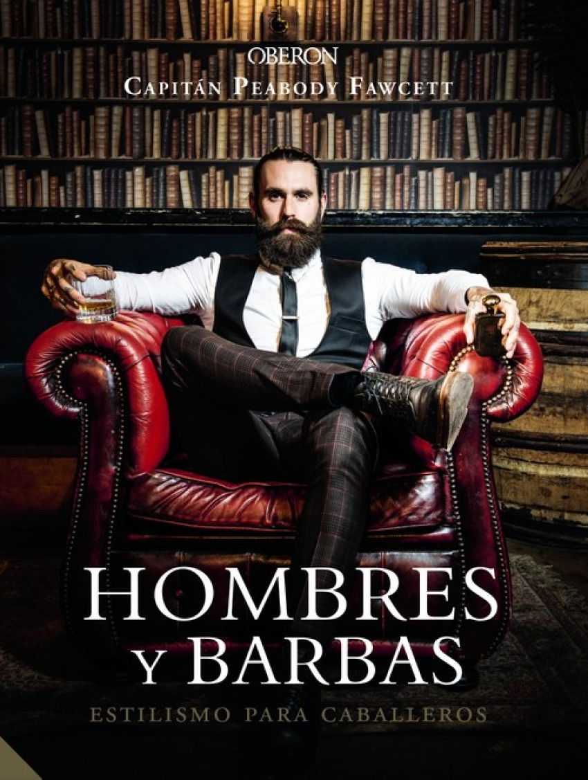 HOMBRES Y BARBAS 9788441540736