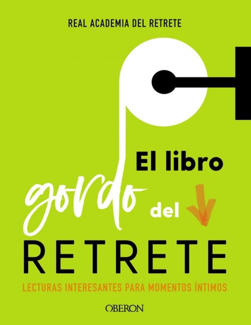 EL LIBRO GORDO DEL RETRETE 9788441541016