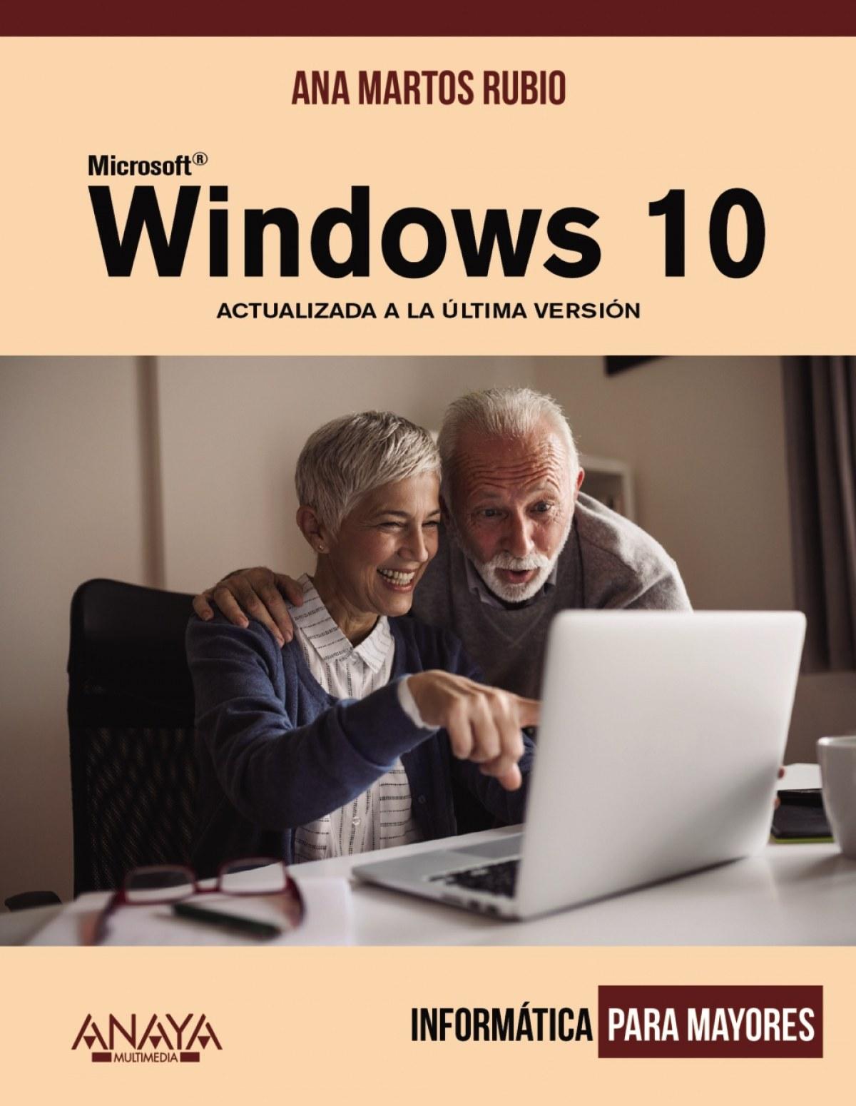 WINDOWS 10 9788441541245