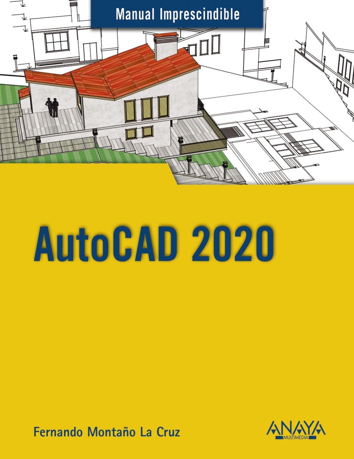 AUTOCAD 2020 9788441541597