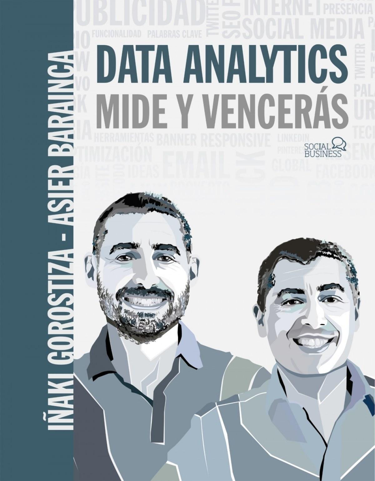 Data Analytics. Mide y Vencerás 9788441541931