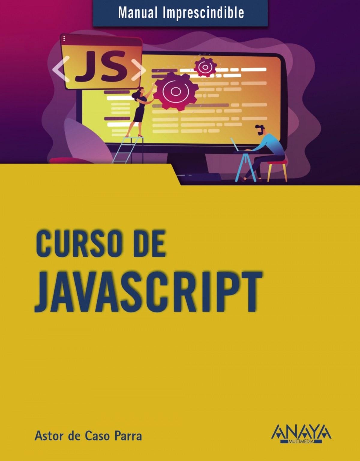 Curso de JavaScript 9788441542280