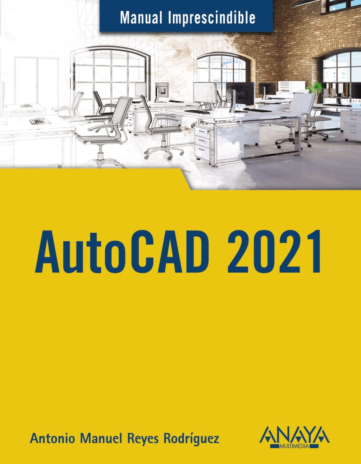 AutoCAD 2021 9788441543003