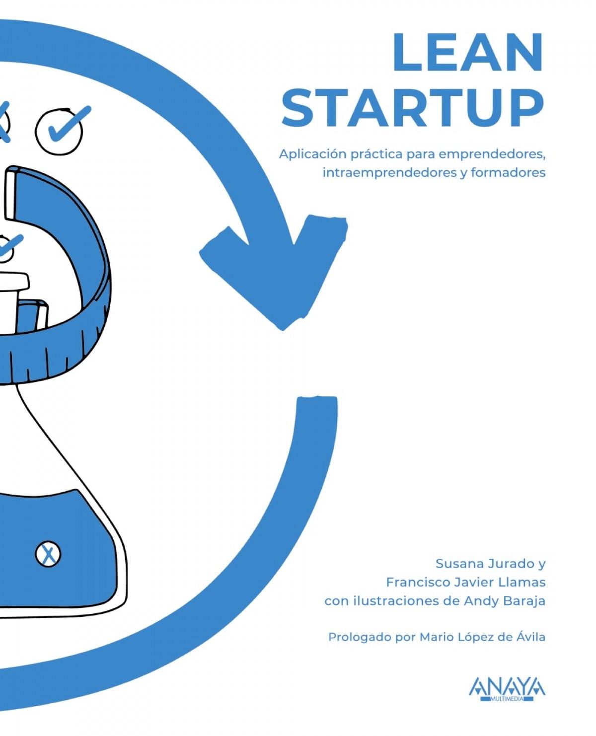 Lean Startup 9788441543331