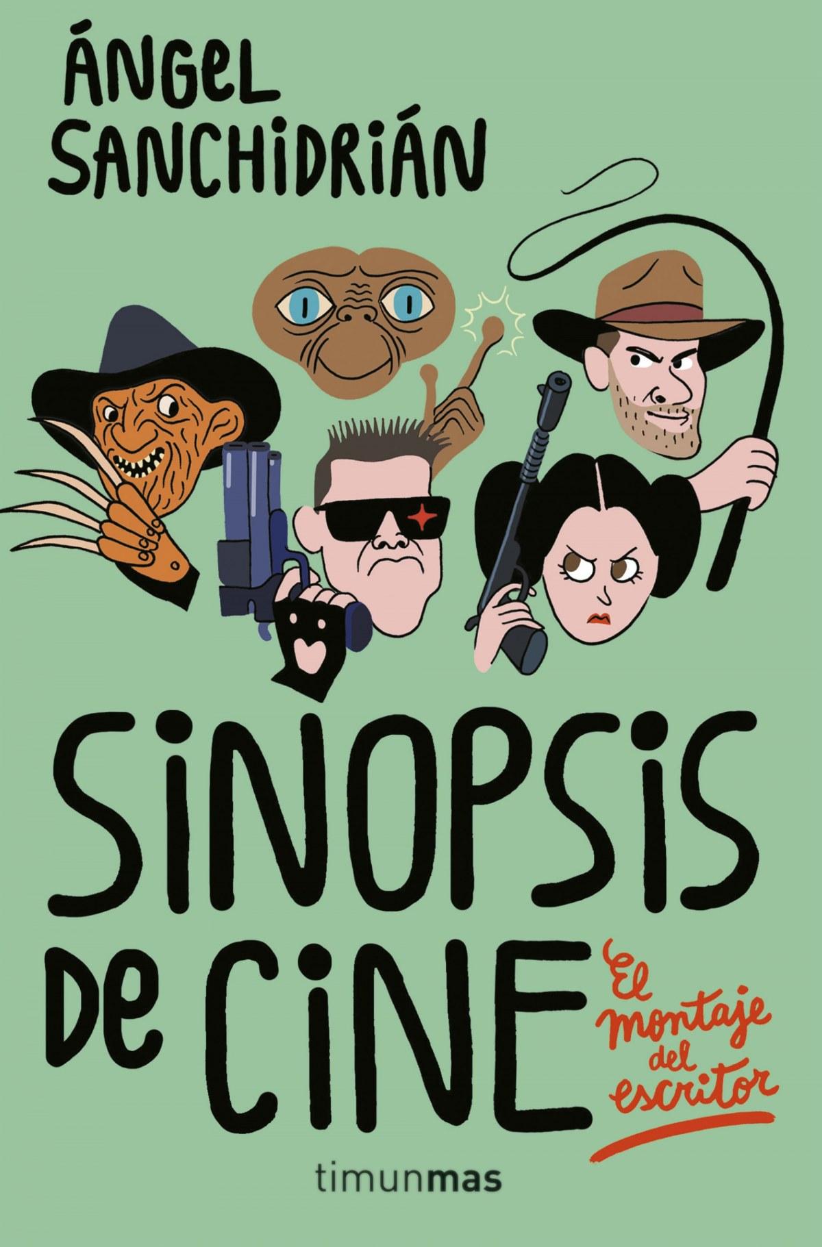 SINOPSIS DE CINE 9788445004982