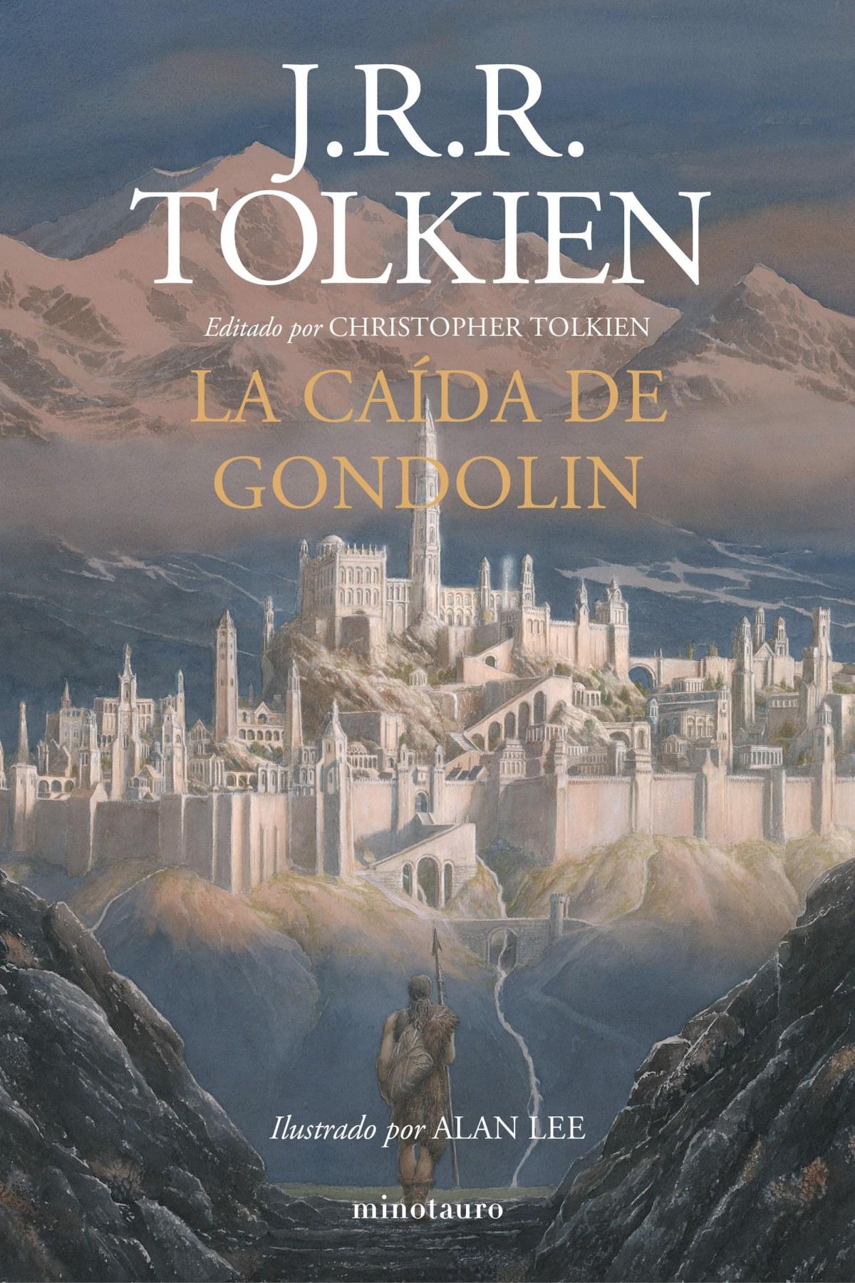 LA CAIDA DE GONDOLIN 9788445006092