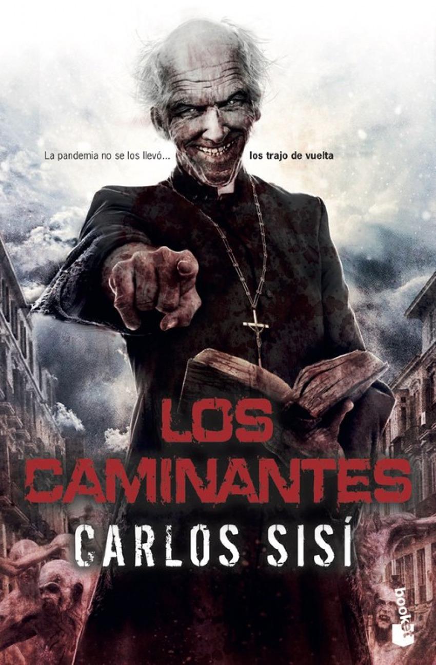 LOS CAMINANTES 9788445006887