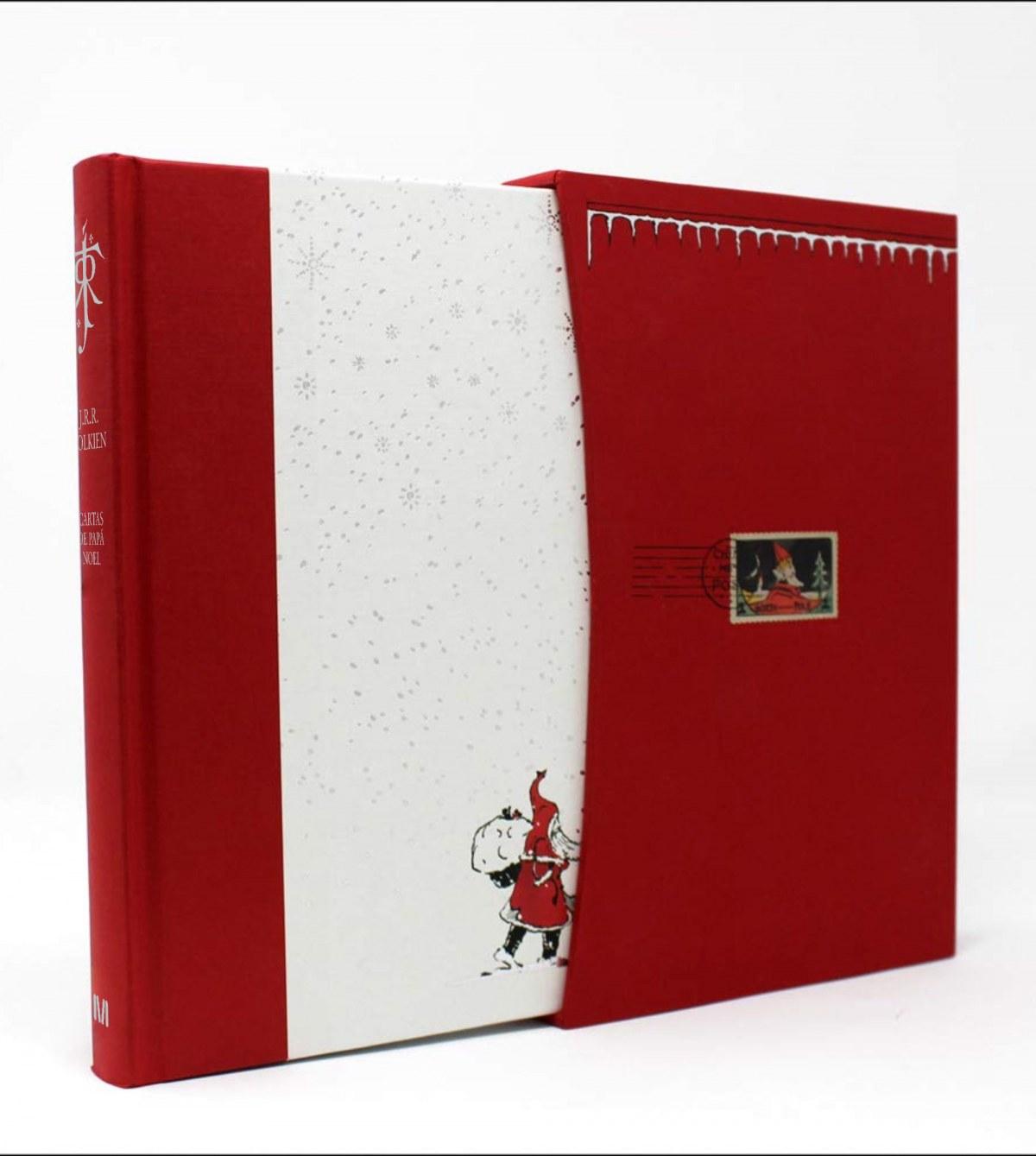 Cartas de Papá Noel (edición de lujo) 9788445008911