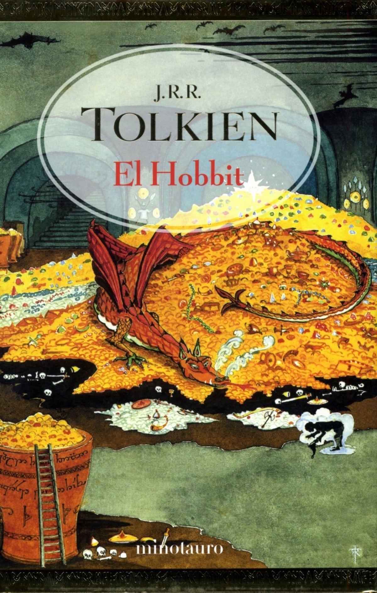 El Hobbit 9788445073803