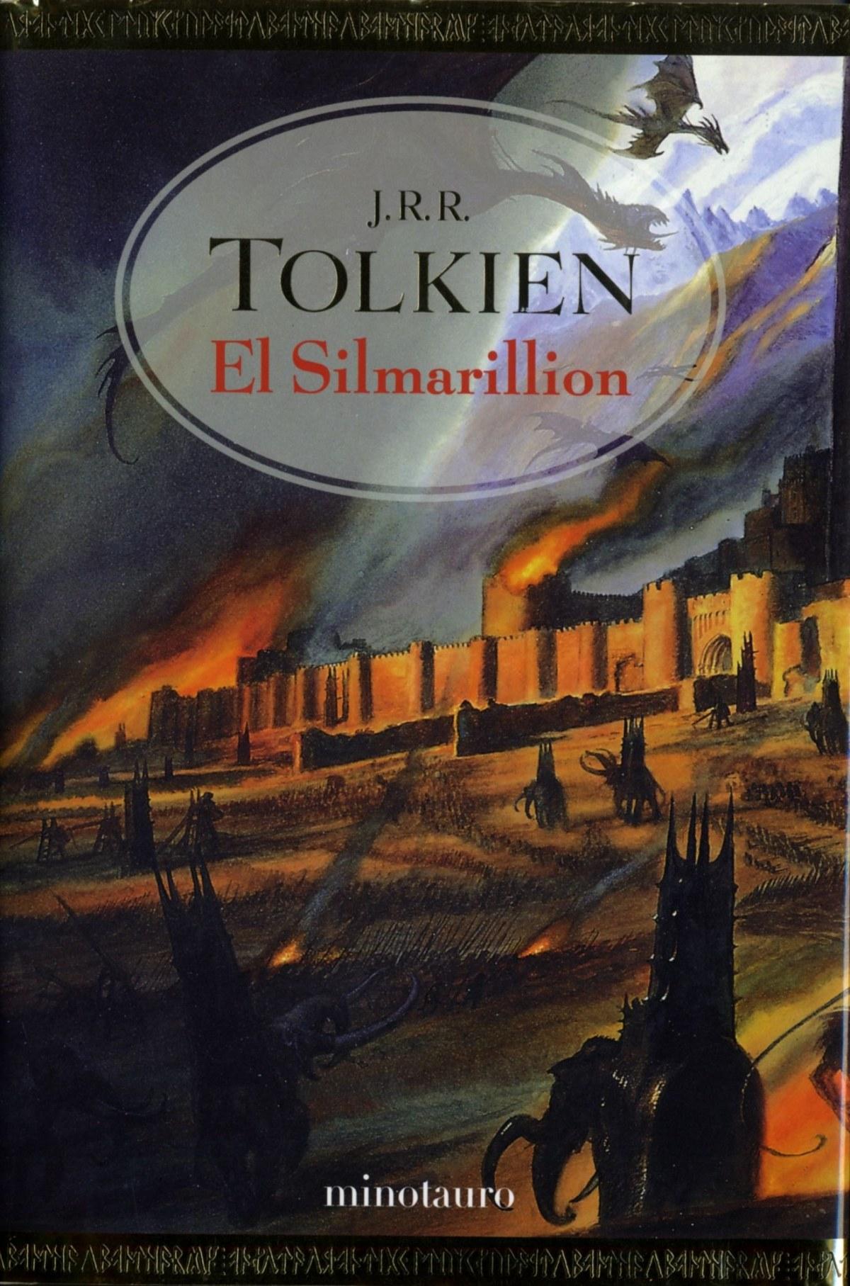 El Silmarillion 9788445073810