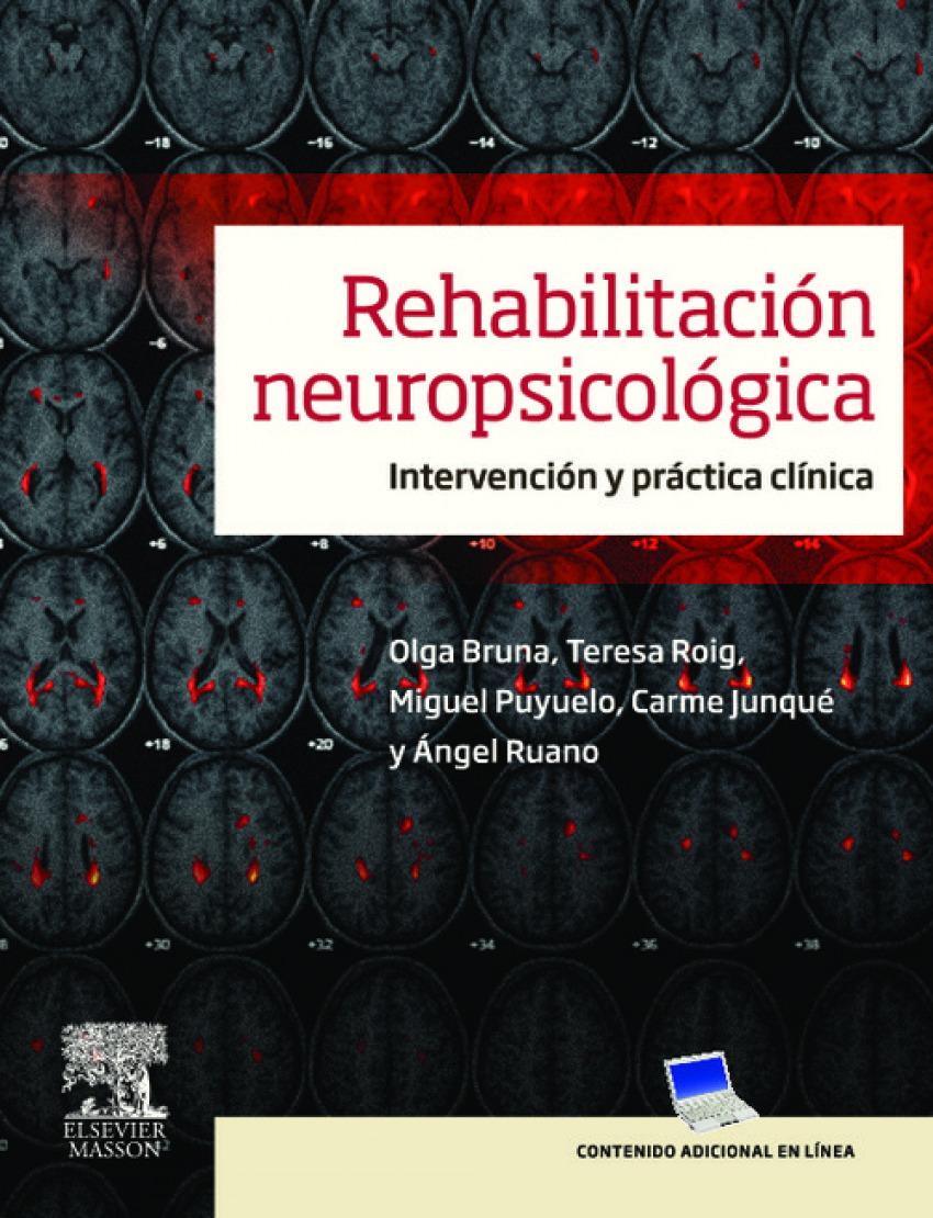 Rehabilitación neuropsicológica + StudentConsult en español 9788445820667