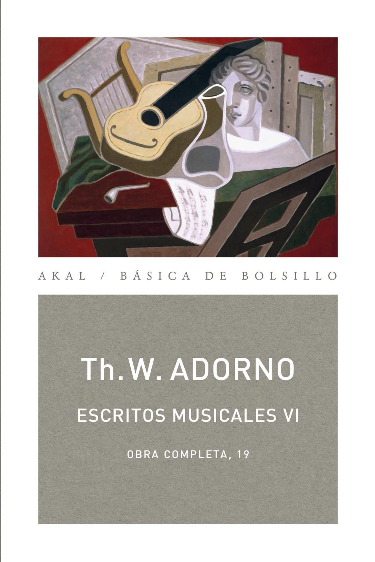 Escritos musicales VI 9788446040200