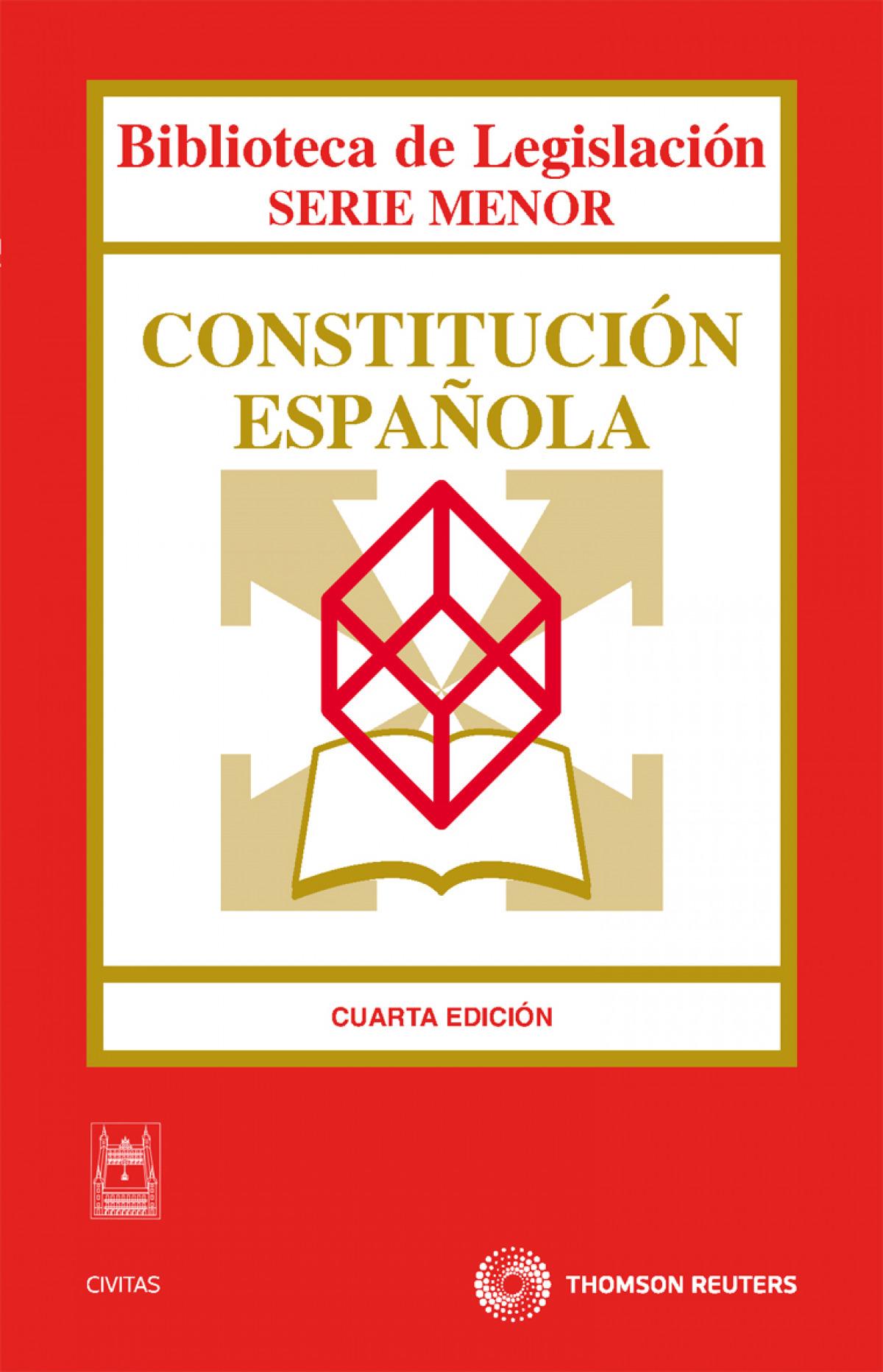 Constitución Española 9788447036929