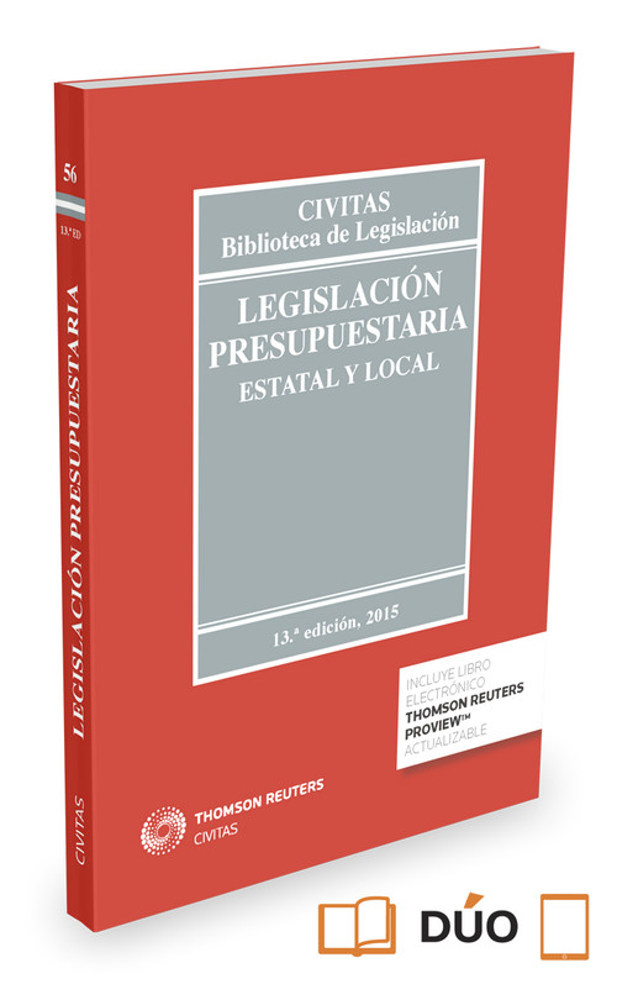Legislación Presupuestaria 9788447051168