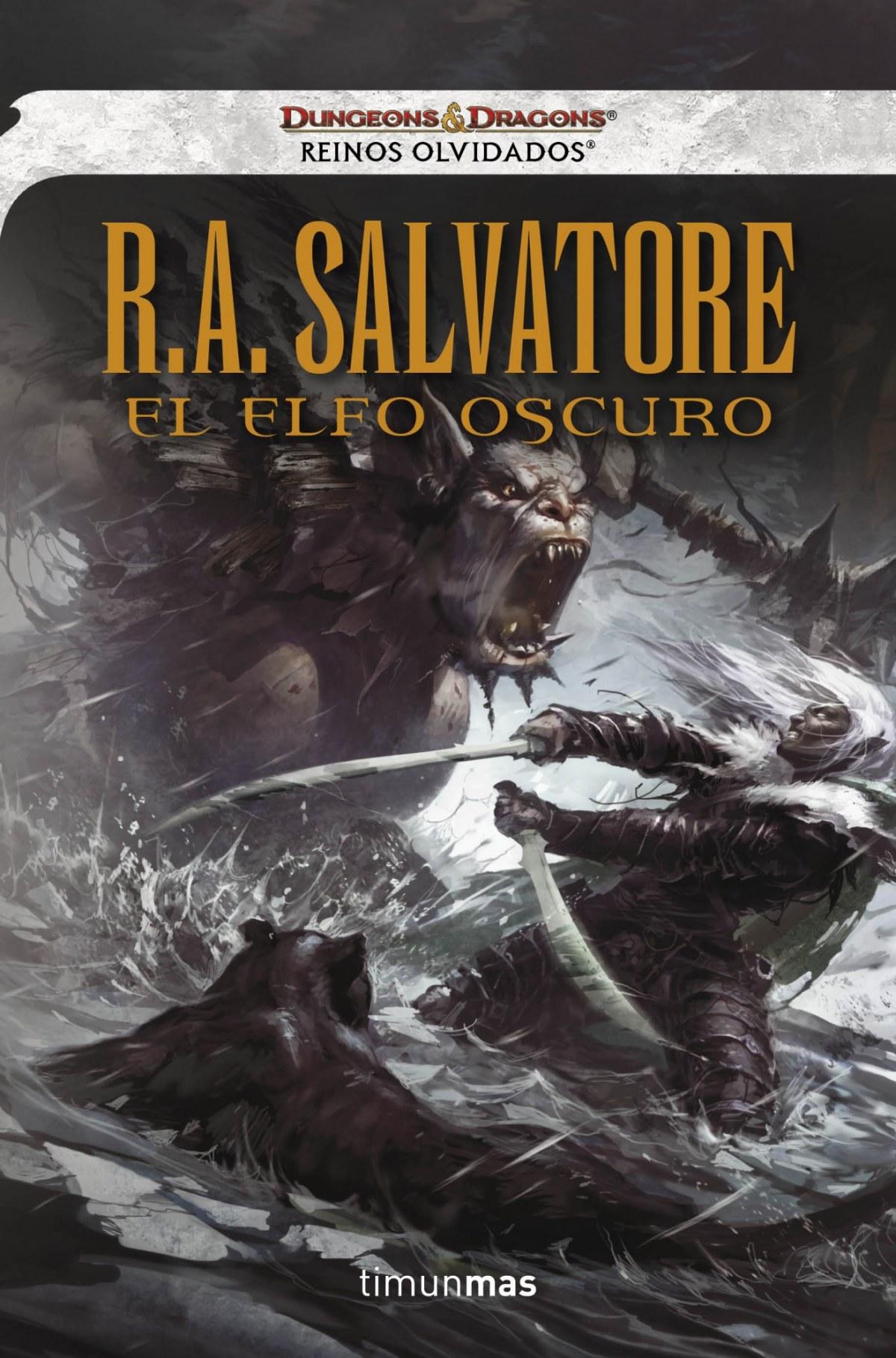 ELFO OSCURO, EL: RELATOS 9788448007195