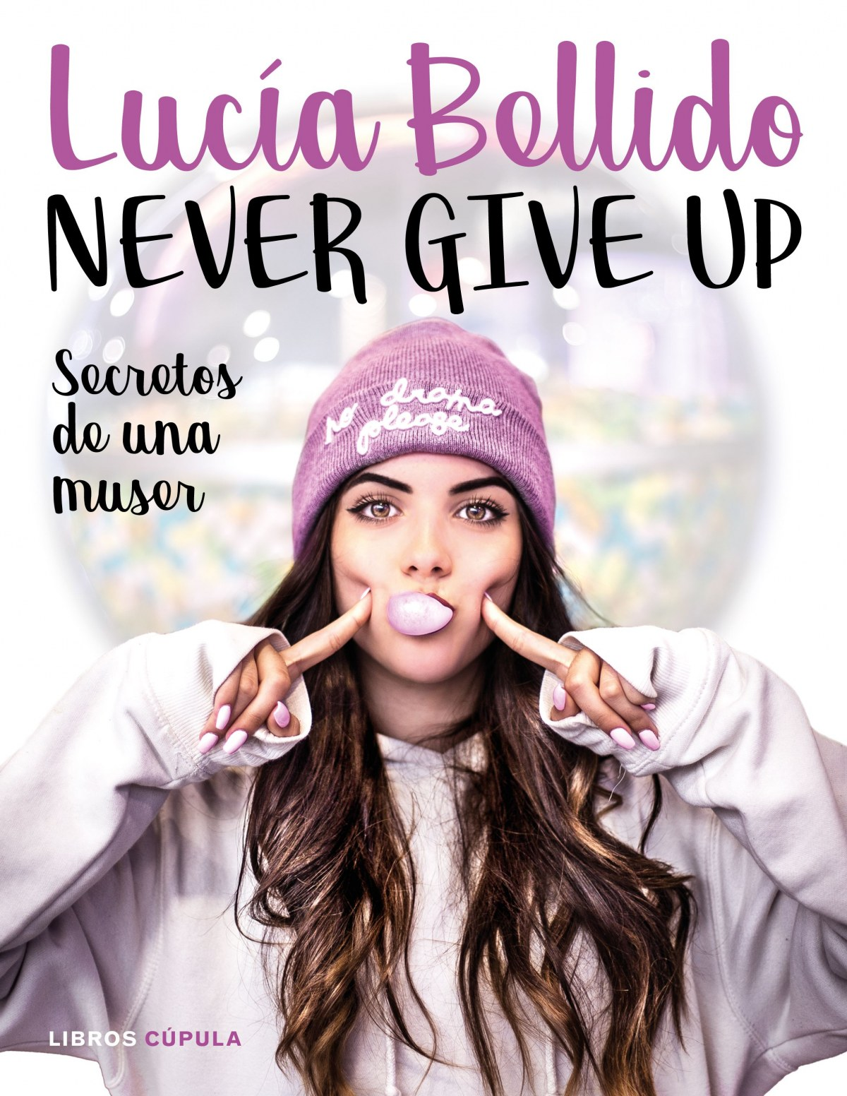 NEVER GIVE UP 9788448024970