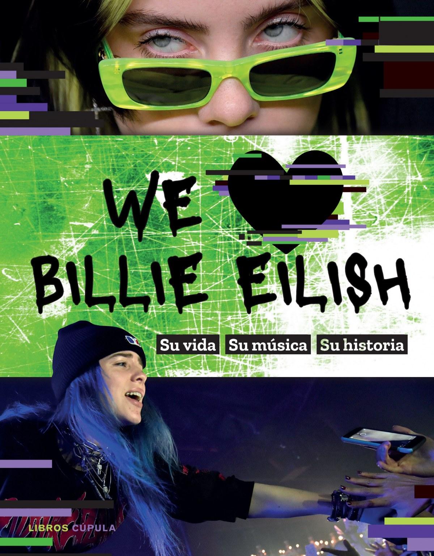 We love Billie Eilish 9788448027810