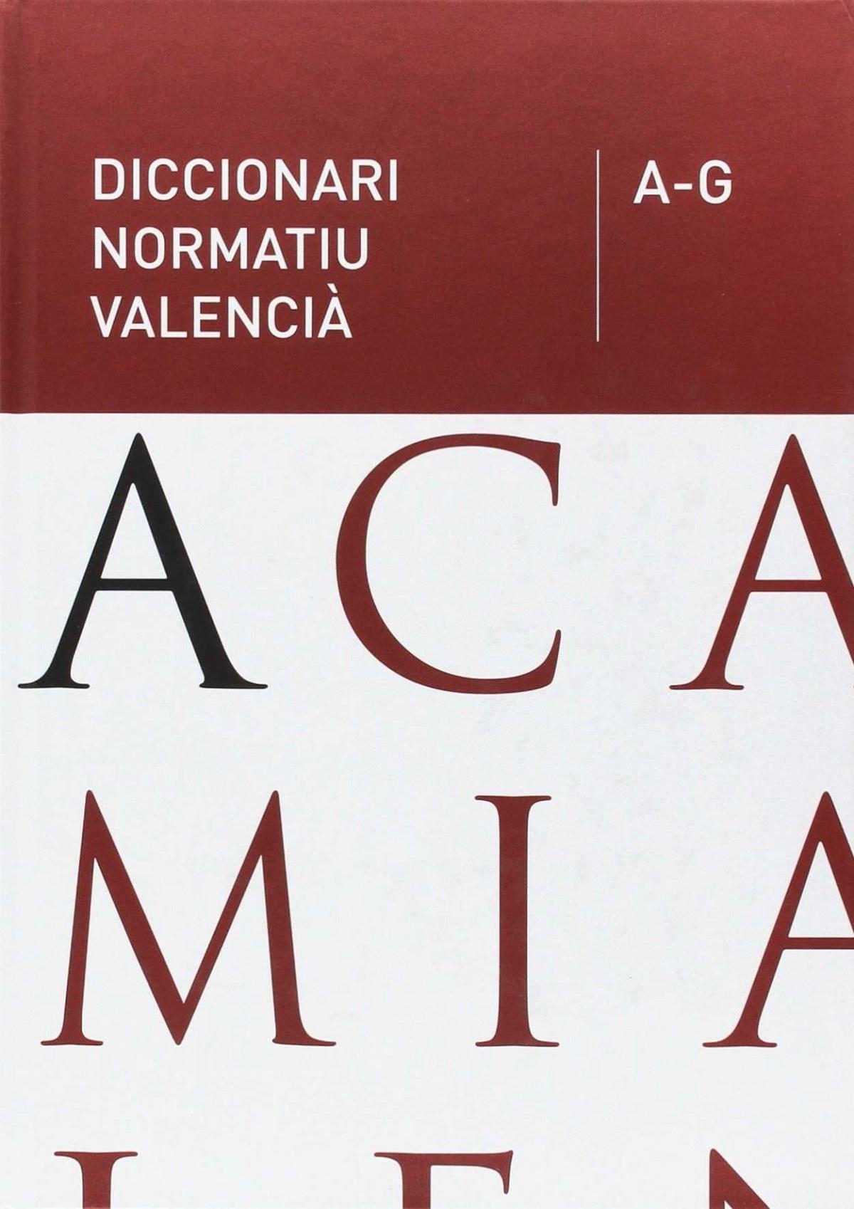 diccionari normatiu valencia 9788448260897