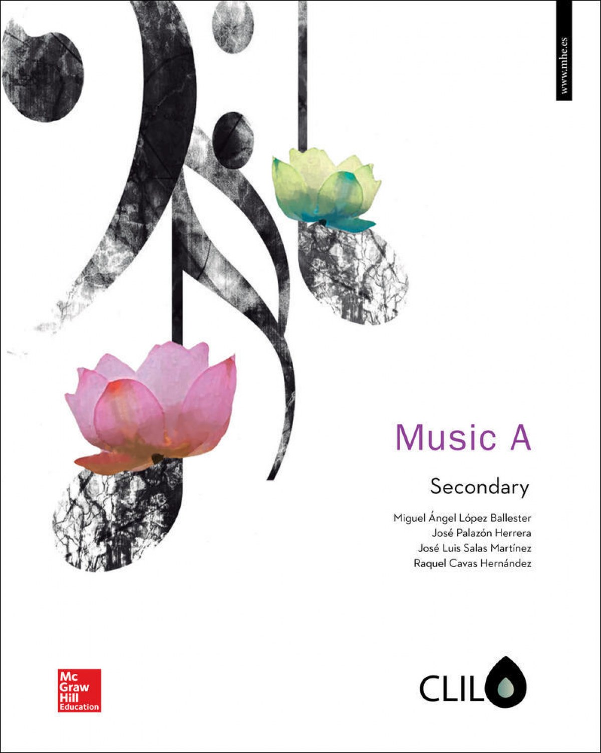 Music  clave A  1o.eso. Música en inglés 9788448608934