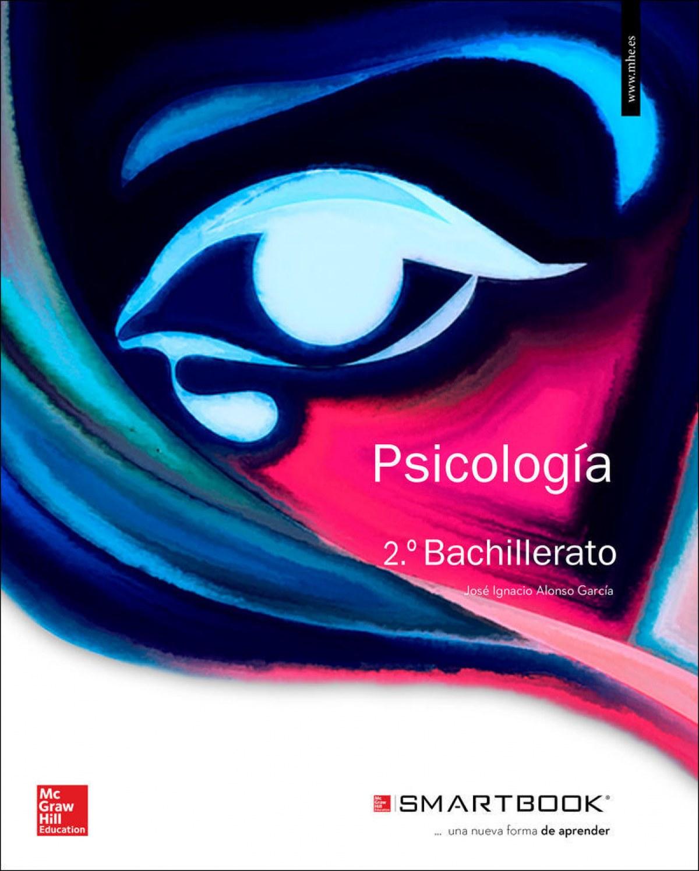 psicologia 2o..bachillerato  +smartbook 9788448609160