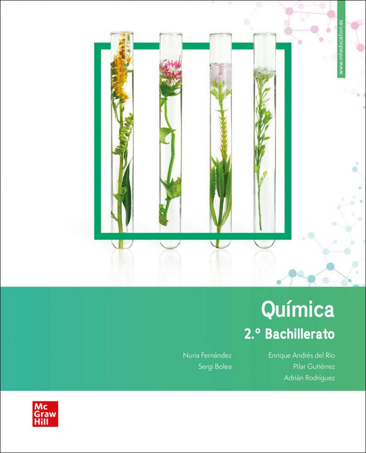 LA Quimica 2 BAC 9788448619565