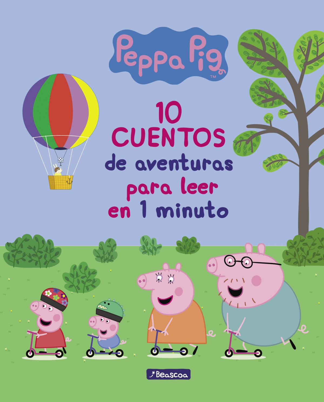 10 CUENTOS DE AVENTURAS PARA LEER EN 1 MINUTO 9788448849726