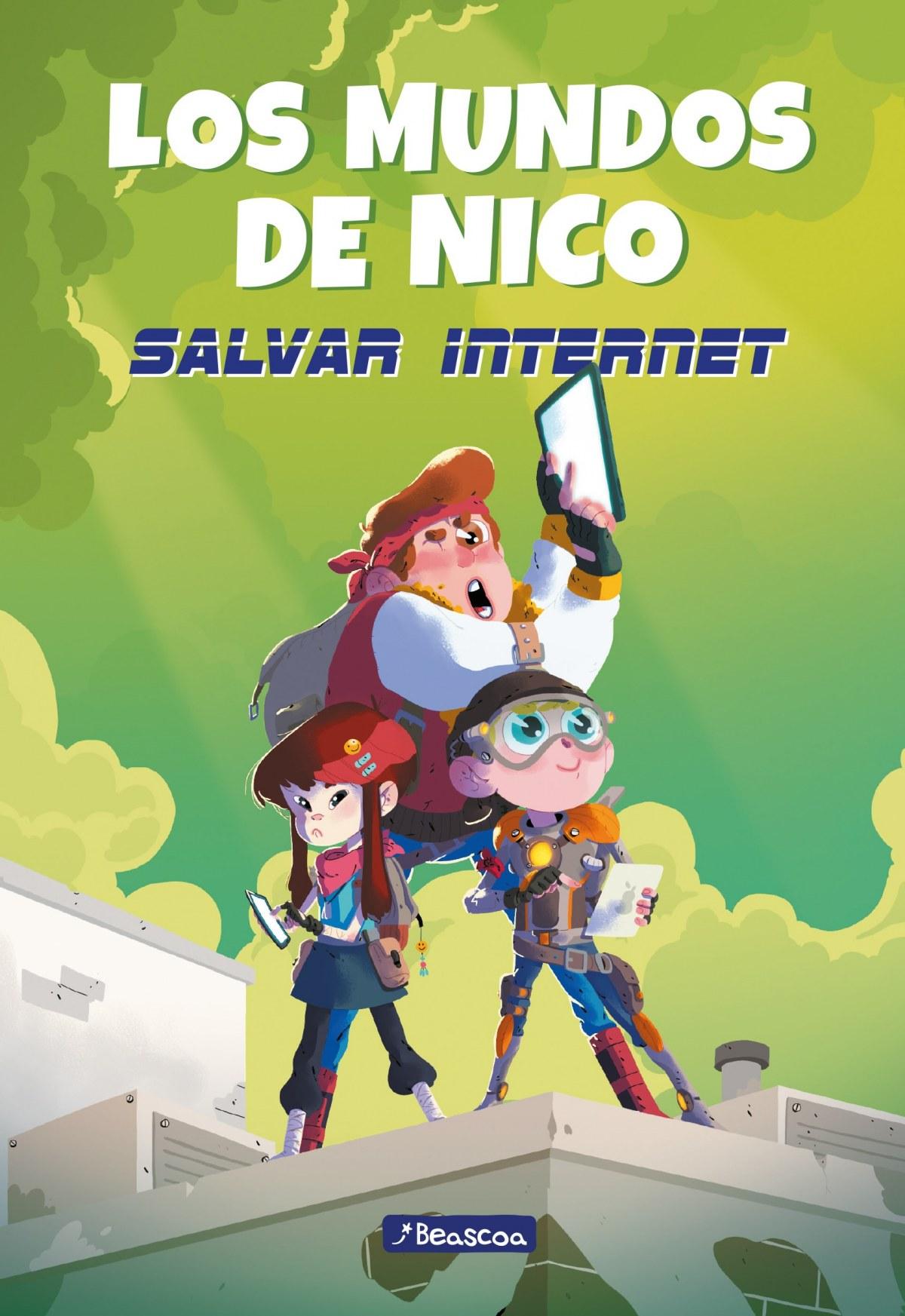 LOS MUNDOS DE NICO 9788448851941