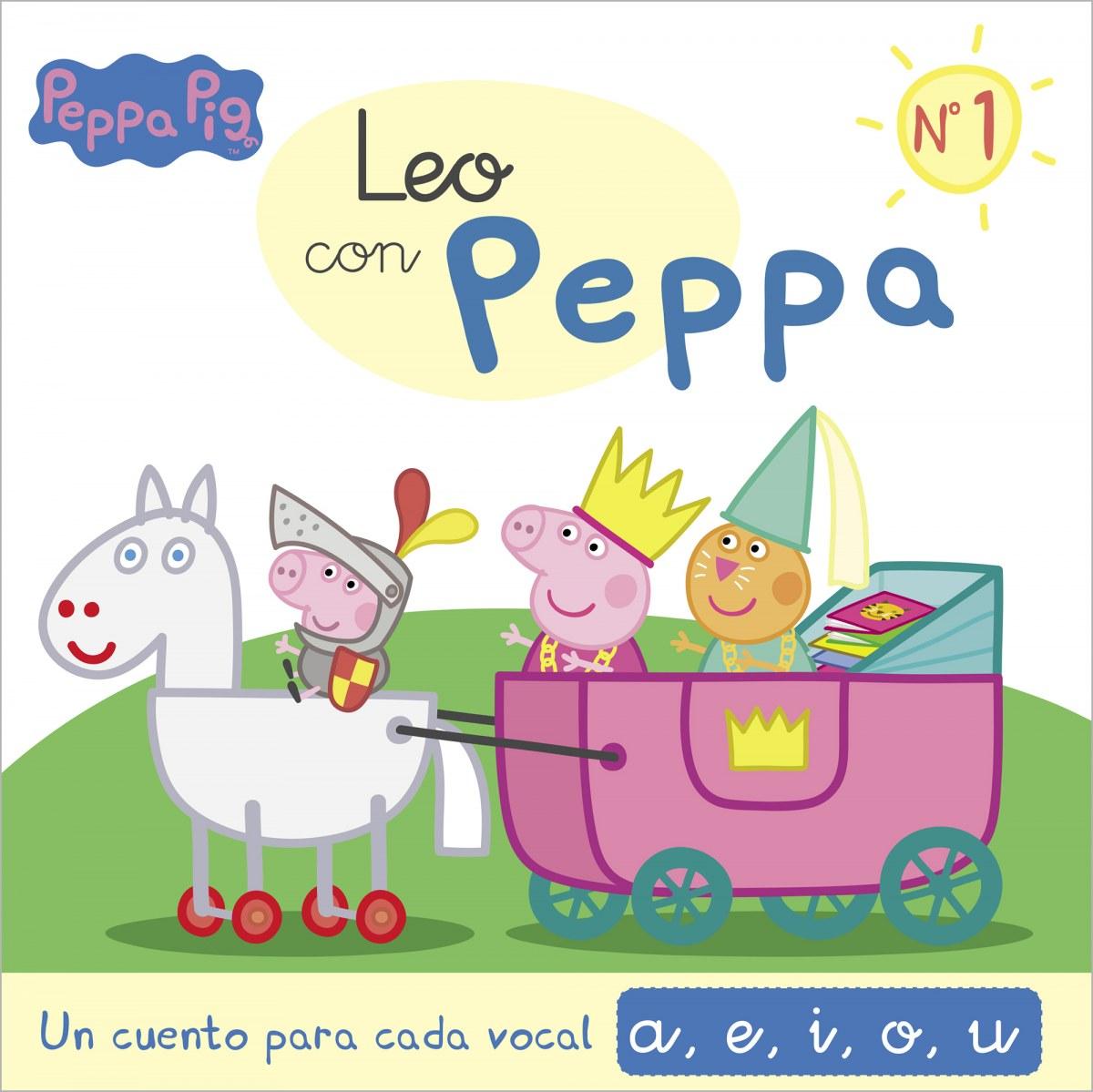 LEO CON PEPPA 9788448851996