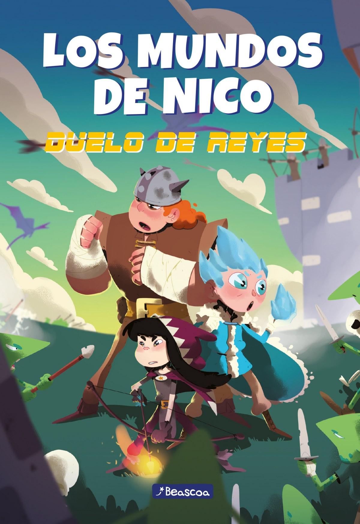 DUELO DE REYES 9788448852467