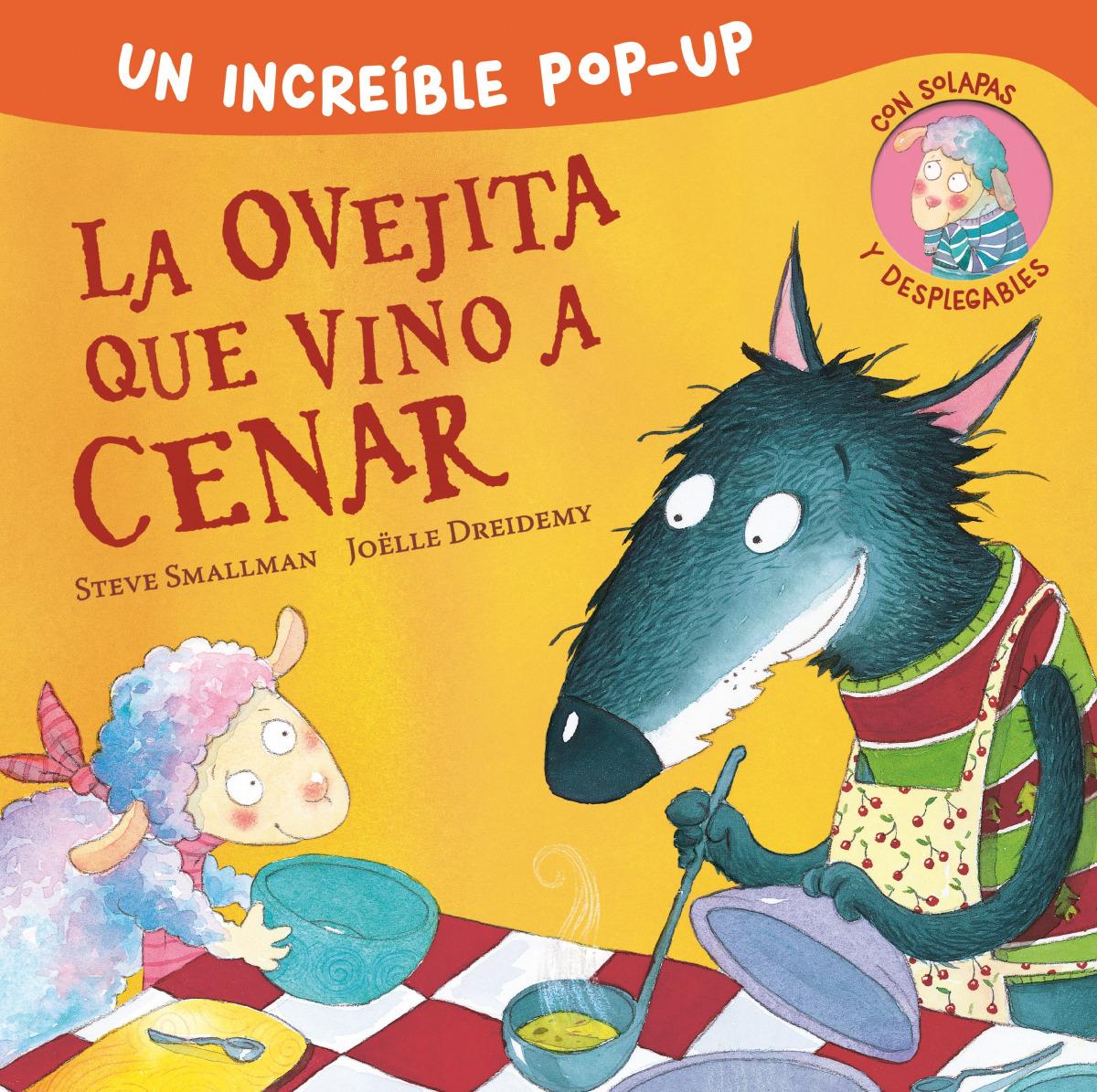 La ovejita que vino a cenar (Edición pop-up) 9788448857226