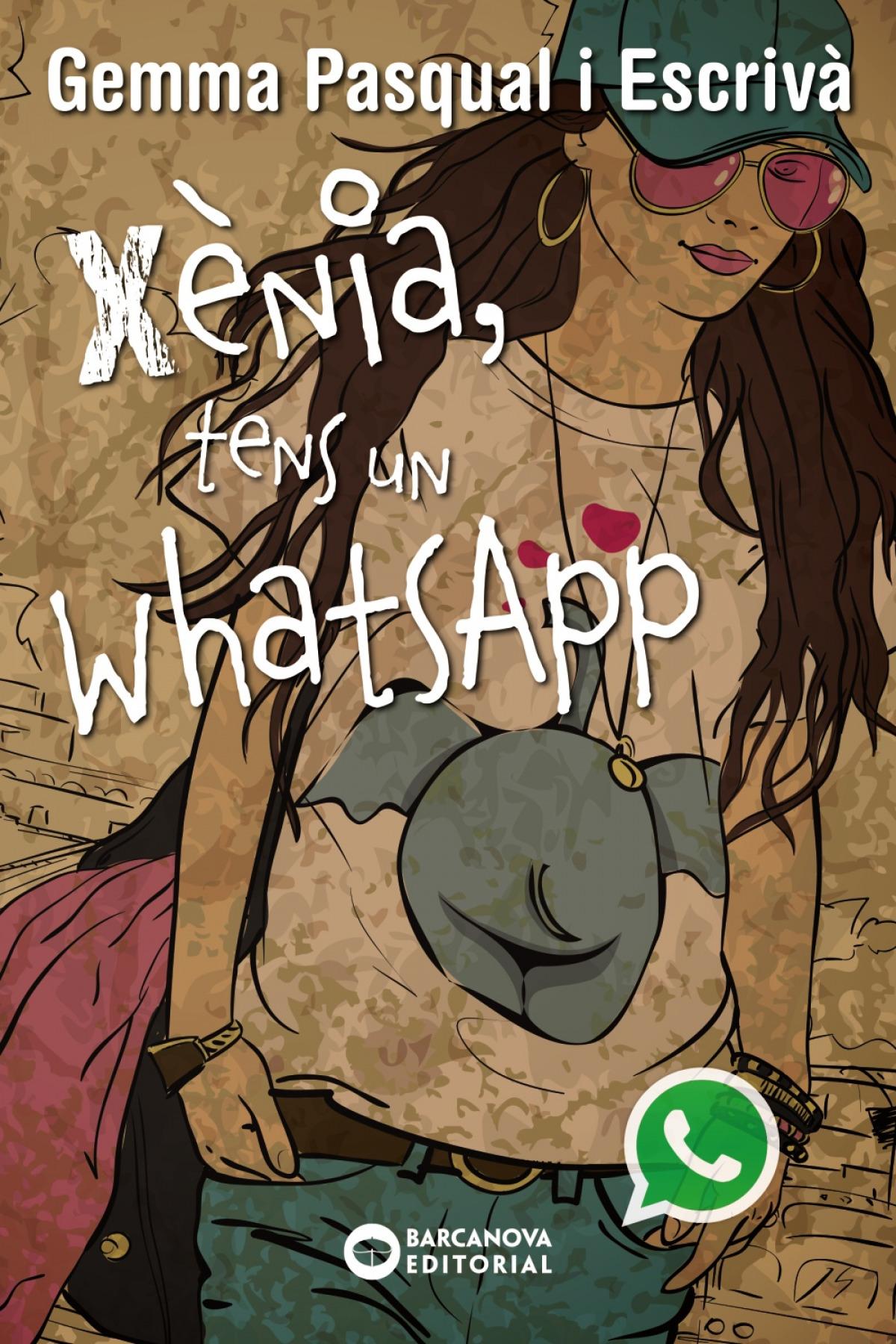 XèNIA, TENS UN WHAPPSAHP 9788448930820