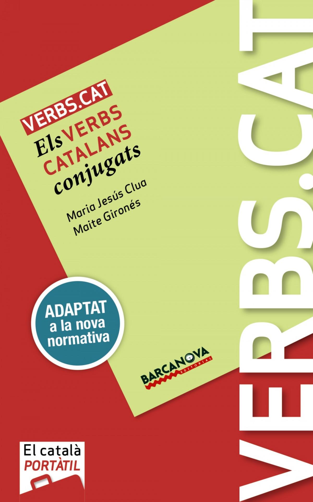 ELS VERBS CATALANS CONJUGATS 9788448943677