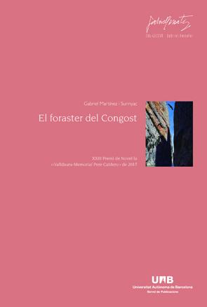 EL FORASTER DEL CONGOST 9788449071560
