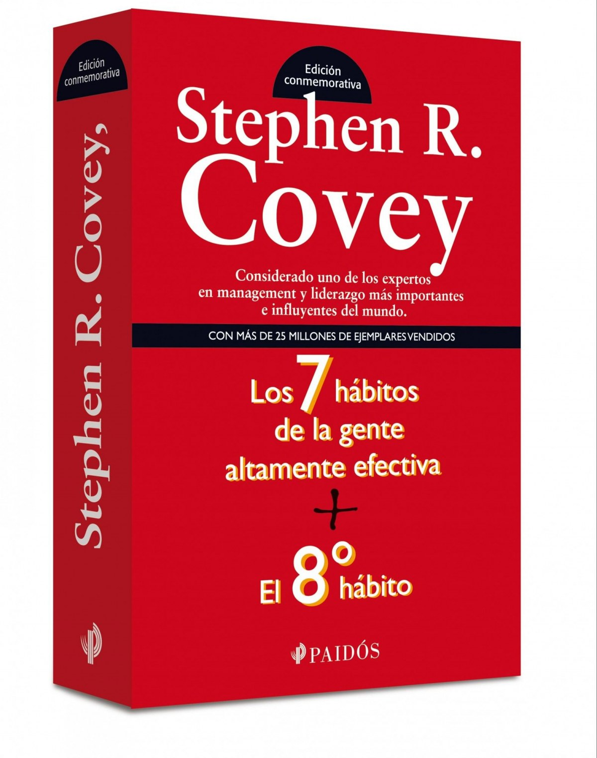 Pack conmemorativo stephen r. covey
