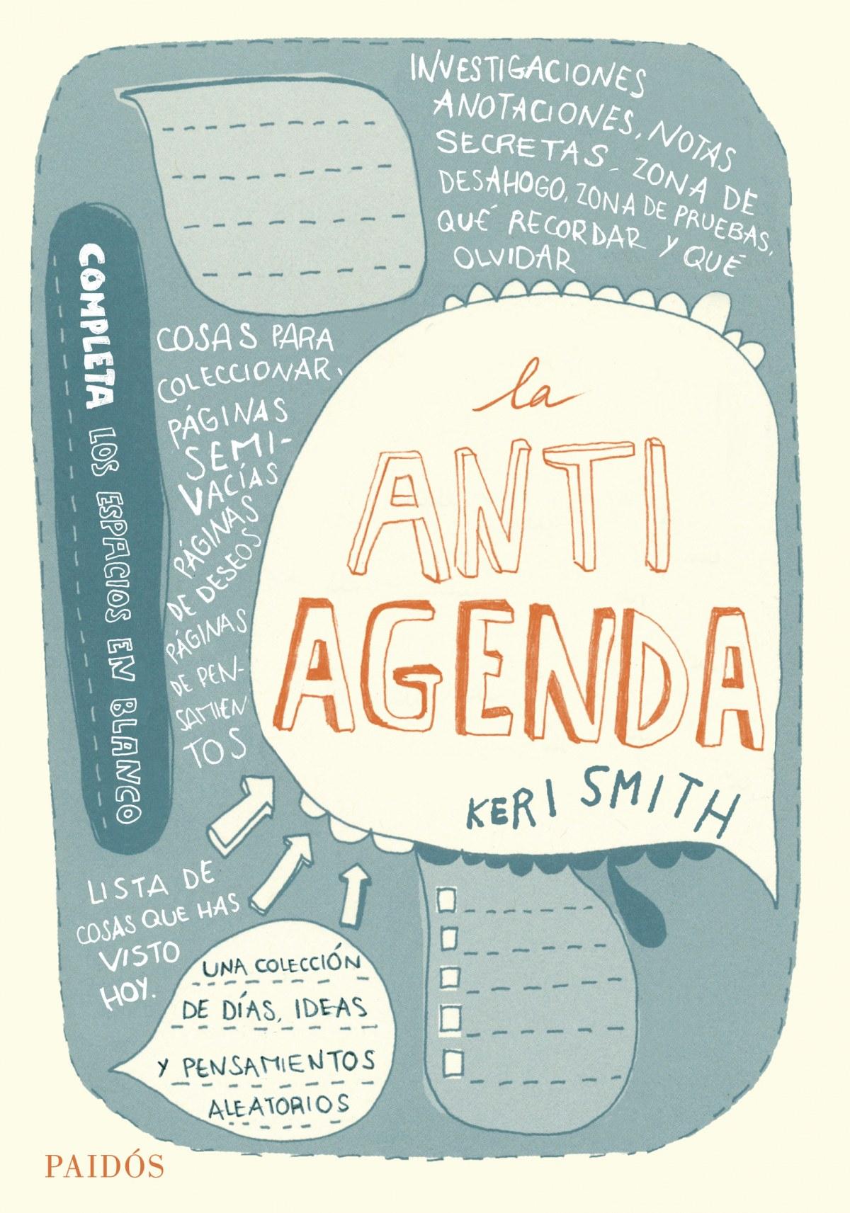 La antiagenda 9788449330681