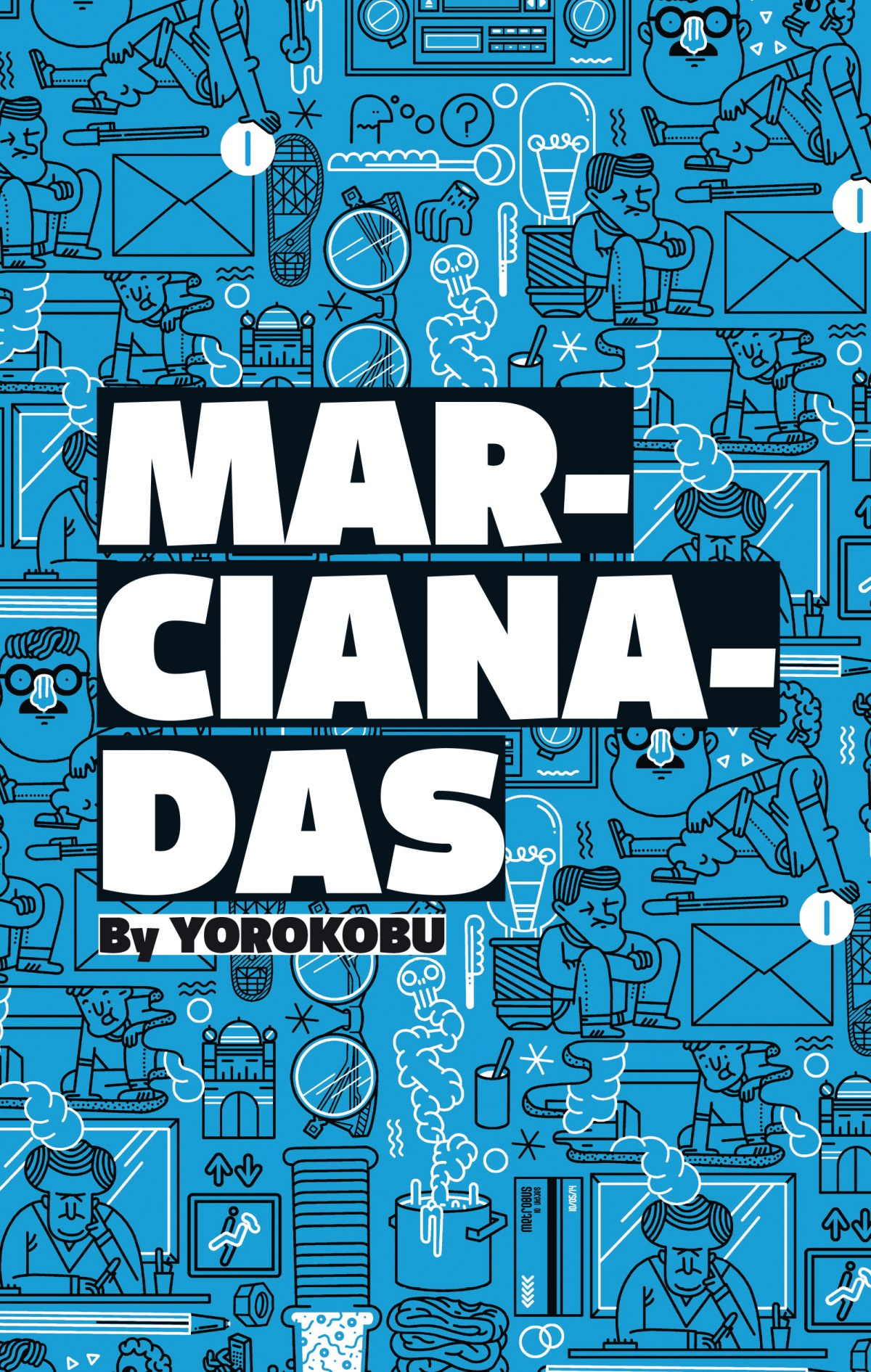 Marcianadas by Yorokobu 9788449330780