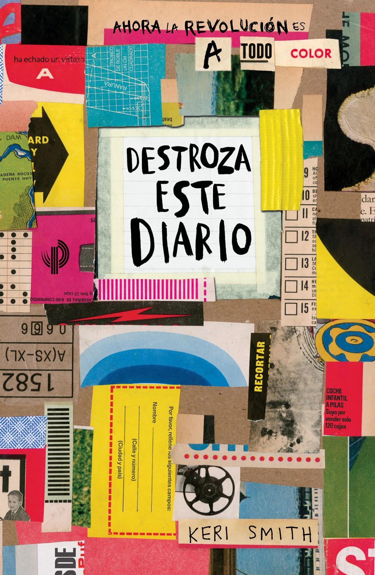 DESTROZA ESTE DIARIO 9788449333736