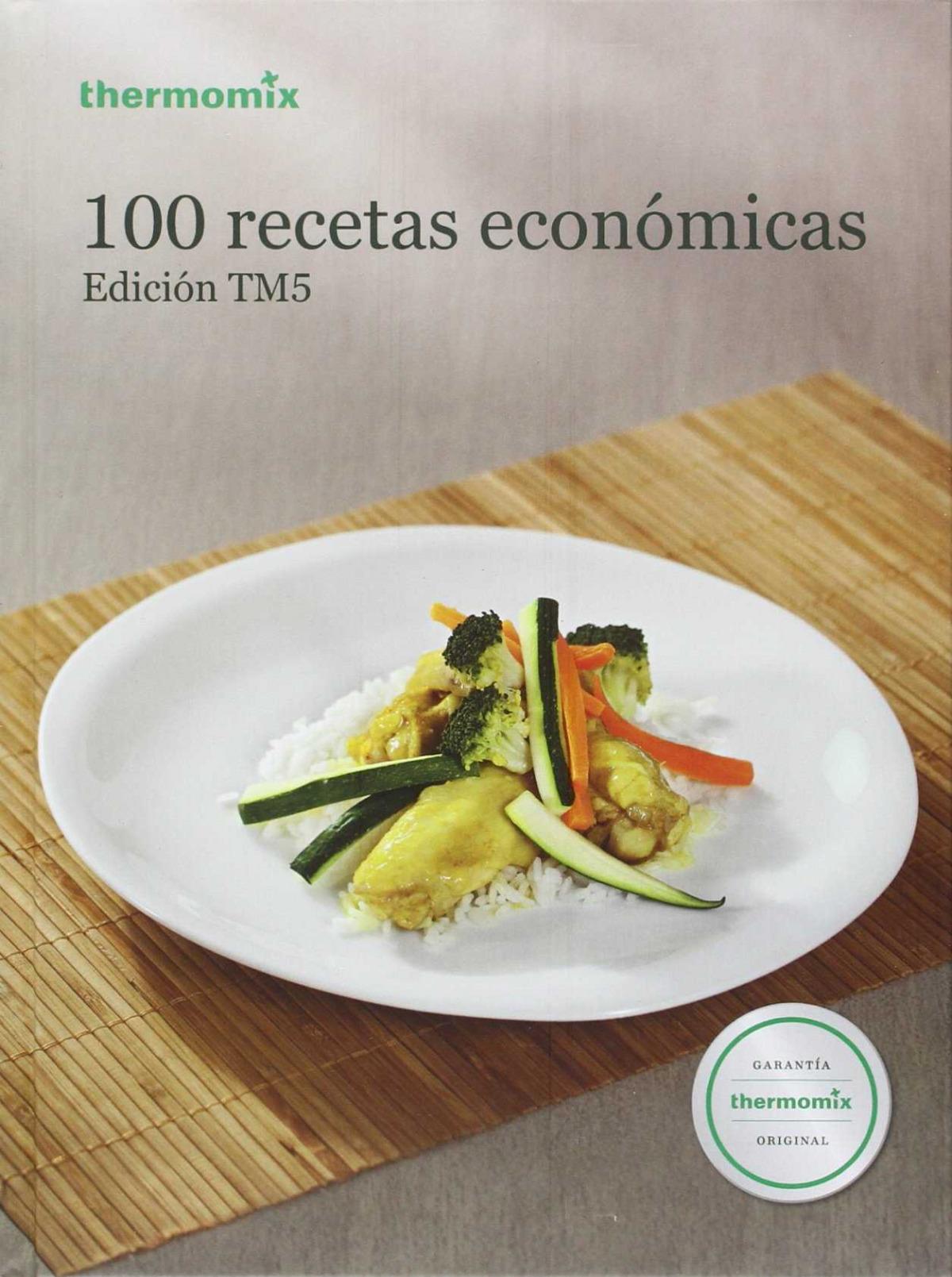100 RECETAS ECONOMICAS 9788460669661